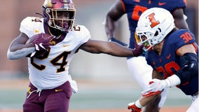 Gophers RB Mo Ibrahim named Big Ten Offensive Player of the Week