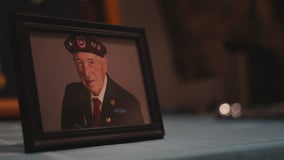 Minnesota WWII hero remembered at funeral after battle with COVID-19