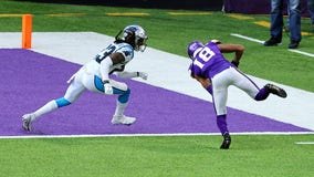 Vikings WR Justin Jefferson quickly becoming a star in rookie season
