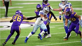 Vikings address defensive miscues in tough loss to Cowboys