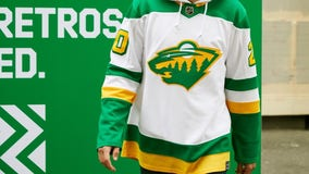 Minnesota Wild unveil retro jersey with North Stars colors for 2020-21 season