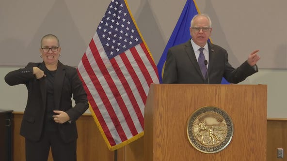 Walz to lay out COVID reopening plan, GOP links it to budget talks