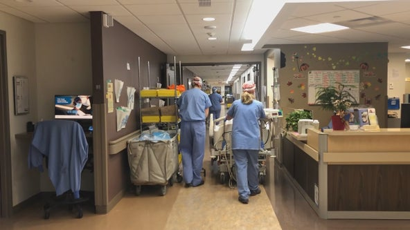Healthcare workers find thanks, hope for better days this Thanksgiving