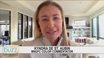 MNUFC Color Commentator Kyndra de St. Aubin previews playoff matchup
