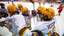 Gophers' McLaughlin, McManus earn weekly Big Ten hockey honors
