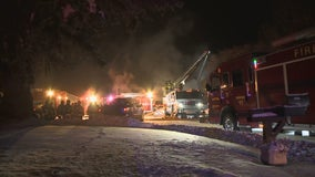 Maple Grove, Minn. fire chief urges vigilance after 2 large fires over holiday weekend