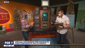 Mall of America's Candy Cane Institute offers interactive virtual Santa experience