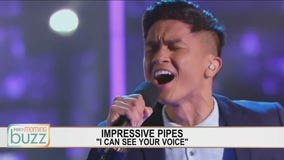 """St. Cloud man stuns audience with impressive pipes on """"I Can See Your Voice"""""""