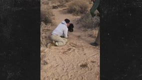 Video shows Native American man tasered at Petroglyph National Monument