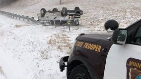 Governor activates National Guard after messy day on Minnesota roads