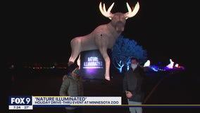 Minnesota Zoo opens unique light show