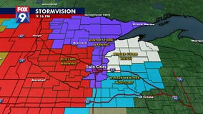 Dreaming of a white Christmas? Wednesday's storm could bring some snow