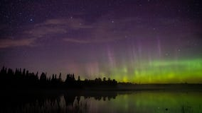 Northern lights could be visible across all of Minnesota Thursday