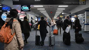 TSA screens highest number of travelers over holidays since COVID-19 pandemic began