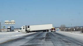 Minnesota State Patrol: 346 crashes reported during day as roads remain slick on Thursday