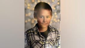 Missing 12-year-old boy found safe in northern Minnesota