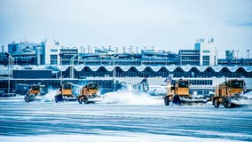 More than 300 flights cancelled at MSP Airport during winter storm