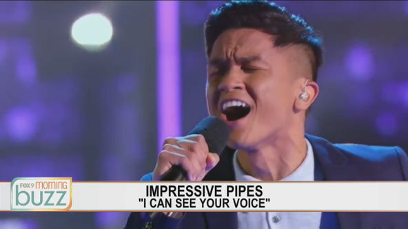 "St. Cloud man stuns audience with impressive pipes on ""I Can See Your Voice"""