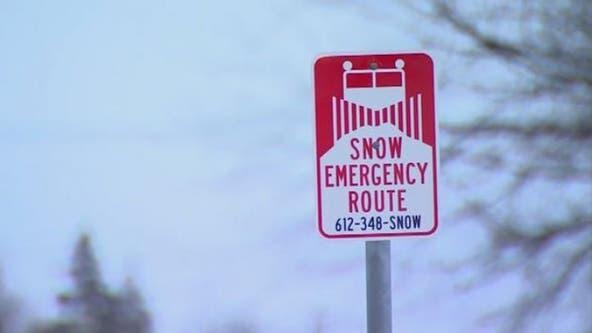 Minneapolis, St. Paul declare snow emergencies Jan. 24