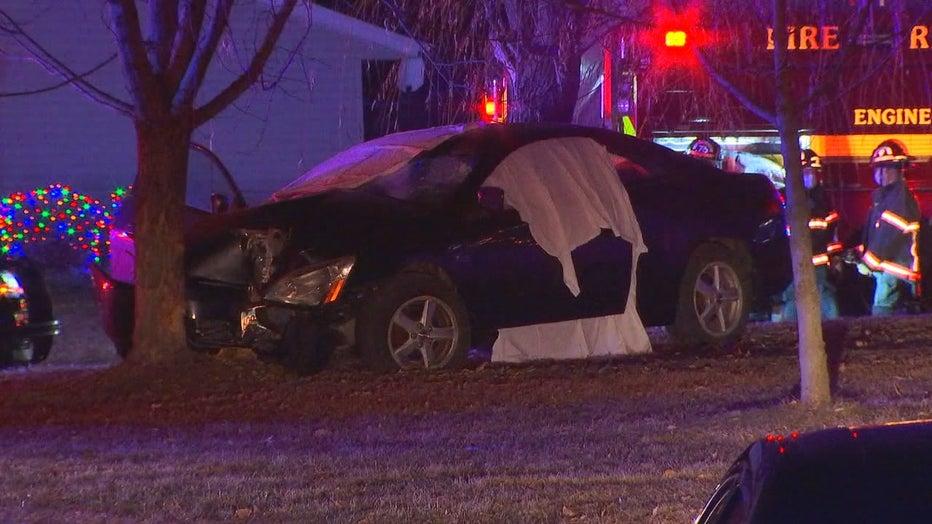 Alcohol Suspected In Deadly Crash In Eagan Backyard