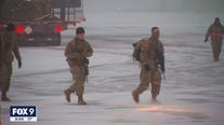 400 Minnesota National Guard troops return from inauguration deployment