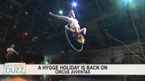 Circus Juventas is back under the big top with their upcoming winter show