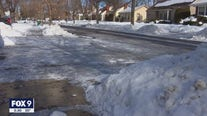 MPCA: Just 1 coffee cup of ice melt needed for every 20 feet of driveway or sidewalk