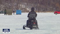 Minnesota restaurant launches snowmobile delivery to ice houses
