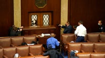 Minnesota lawmakers in and near the U.S. Capitol as it was breached describe experience