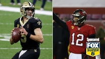 How to play Fox Super 6 for Bucs/Saints