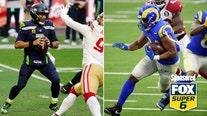 Play Super 6 on Rams-Seahawks NFC Wild Card