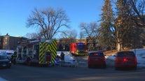 1 injured in kitchen fire at apartment in Edina, Minnesota