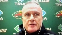 Minnesota Wild's Dean Evason a finalist for NHL Coach of the Year