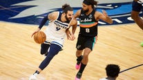 Wolves' Rubio, Hernangomez out Friday night due to COVID-19 protocols