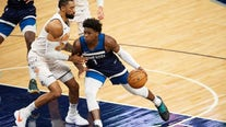 Timberwolves Anthony Edwards earns 2nd NBA Rookie of the Month honor