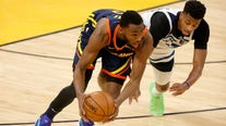 Timberwolves lose at Golden State 130-108, Andrew Wiggins scores 23