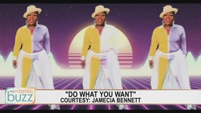 The Buzz catches up with Grammy winner Jamecia Bennett as she drops new music