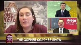 Gopher Coaches Show: Whalen discusses young team, challenges amid COVID-19
