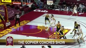 Gopher Coaches Show: Pitino talks team's toughness during difficult schedule