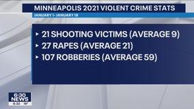 Minneapolis leaders discuss alternative policing efforts