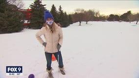 Burnsville winter golf event sells out