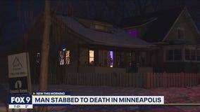 Man stabbed to death in MInneapolis' Willard-Hay neighborhood