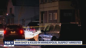 1 dead, 1 in custody after shooting in Minneapolis' McKinley neighborhood