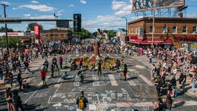 Minneapolis Mayor, Council President differ on 38th and Chicago reopening process