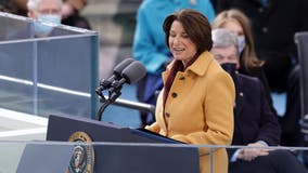 Senator Klobuchar plays visible role at historic inauguration