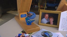 After losing wife, grief fuels Minnesota man's birdhouse passion project