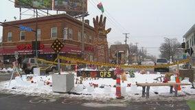 Jenkins seeks community input on the future of George Floyd Square in Minneapolis