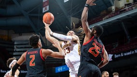 Cold shooting plagues Gophers in first home loss to Maryland, 63-49