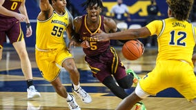 Road woes continue for Gophers in 82-57 loss at Michigan
