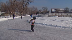 After pandemic and weather delays, Groveland Ice Rinks open up in St. Paul